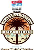 Brett Robinson Alabama Coastal Triathlon & Tri-It-On...