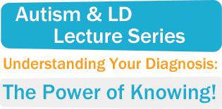 Info Session & Lecture: Understanding Your Diagnosis