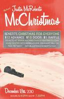 9th Annual Justin McRoberts McChristmas Benefit Show