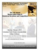 Join Jeff Turner at the Alpha Phi Alpha Fraternity,...