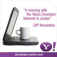 A Morning with The Yahoo Developer Network in Jordan