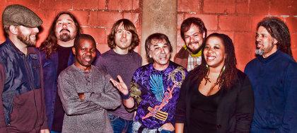 Mickey Hart Band + African Showboyz - 40th Anniversary...