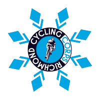 Richmond Cycling Corps' 2nd Annual Snowflake Ride...