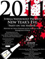 """Strega Waterfront's New Year's Eve """"Party on the..."""