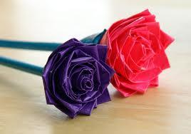Make a Duct Tape Flower Pencil Craft for Grades K-2