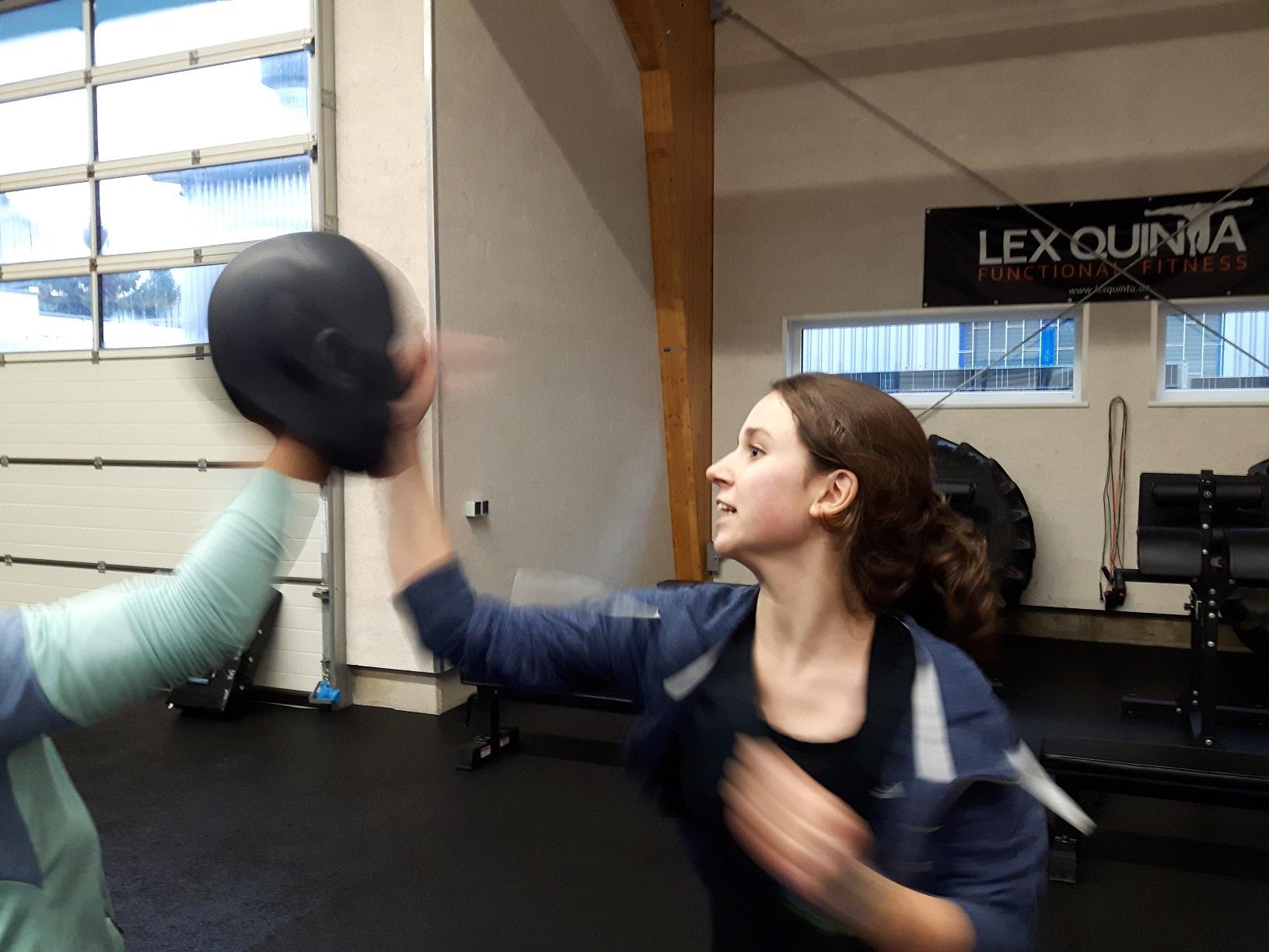 Krav Maga Training