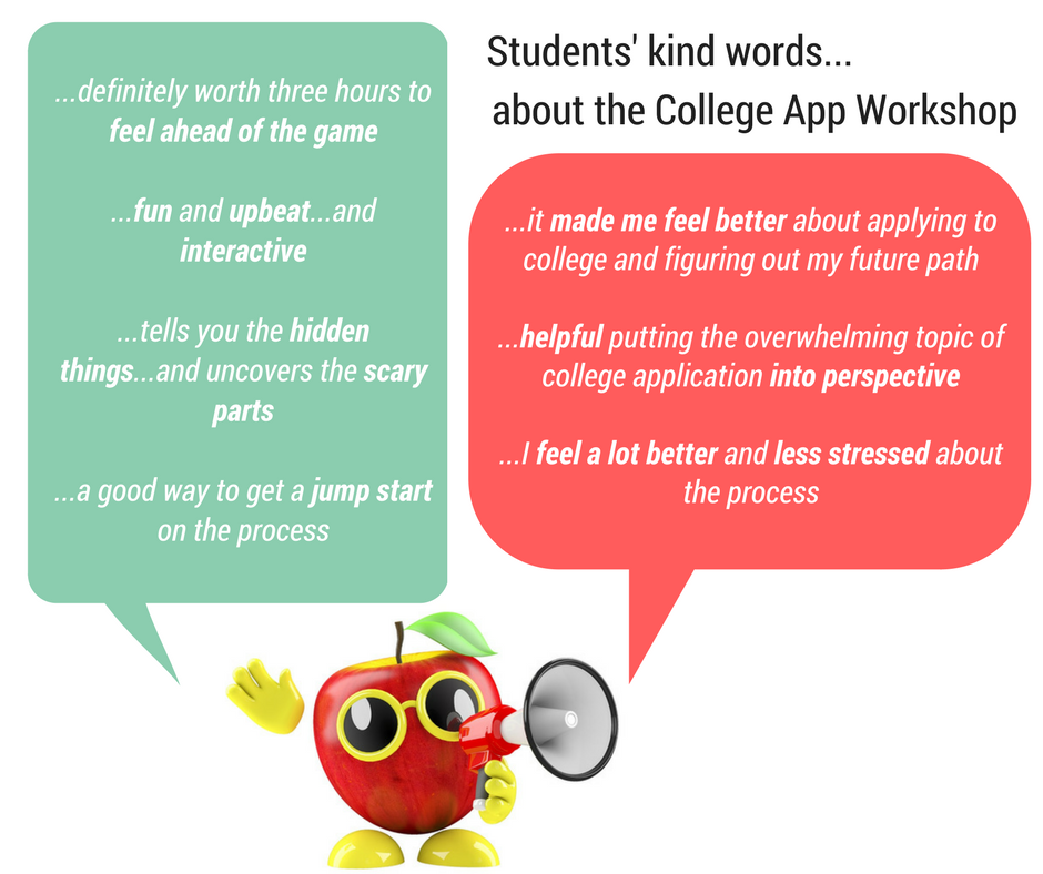 Students' Kind Words