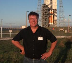 Space entrerpreneur Jim Cantrell