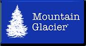 mountain glacier logo