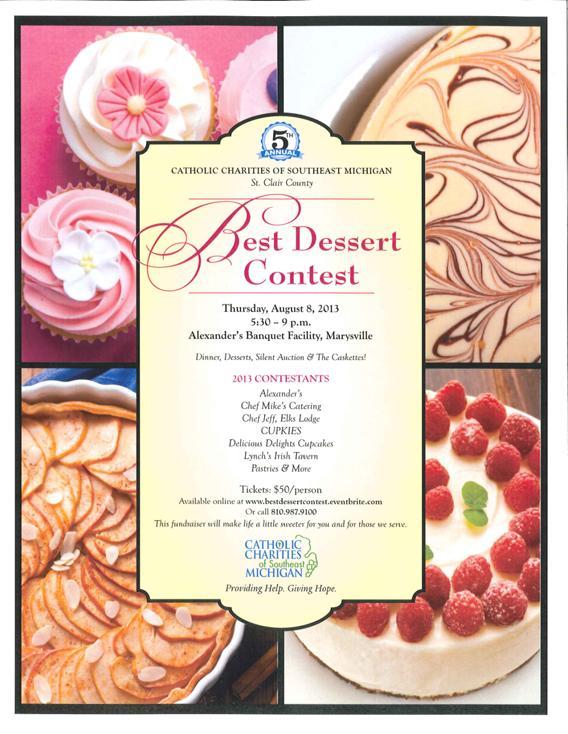dessert competition flyer pictures to pin on pinterest bake sale clip art images Bake Sale Illustration