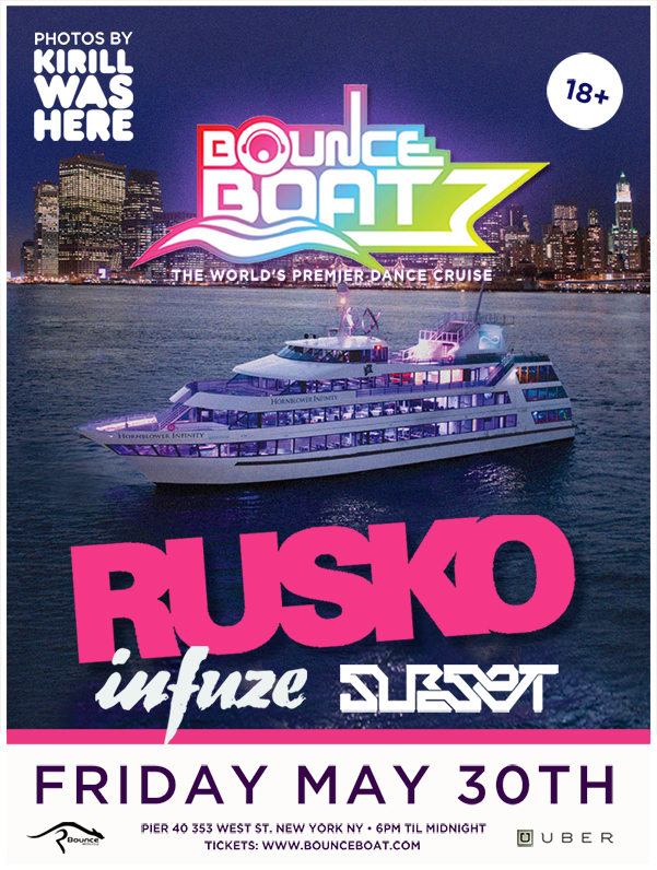 Bounce Boat ft Rusko