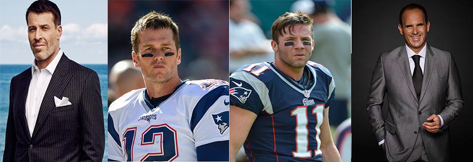 Tony Robbins And Tom Brady Live Boston Tickets Thu Jun