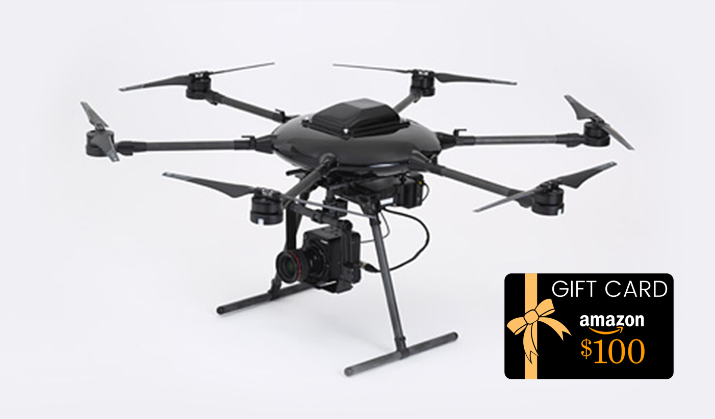 Drone & Gift Card