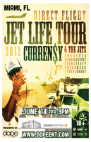 Jet Life Tour...Direct Flight Feat. Curren$y & The Jets...