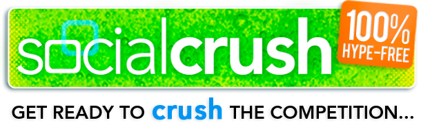 Crush the competition with SocialCrush