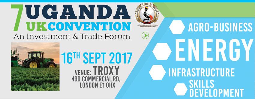 Ugandan UK Convention