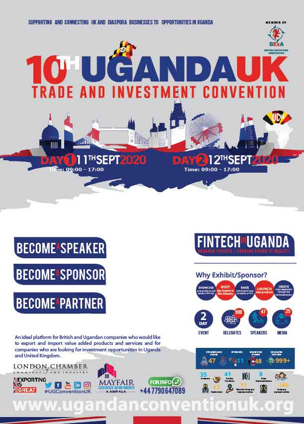 10th Uganda UK Convention
