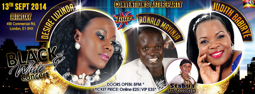 Ugandan UK Convention