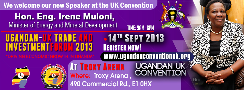 Uganda UK 3rd Convention 2013