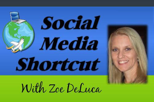 Social Media Short Cut by Zoe deLuca