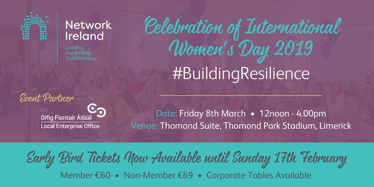 Network Ireland IWD 2019
