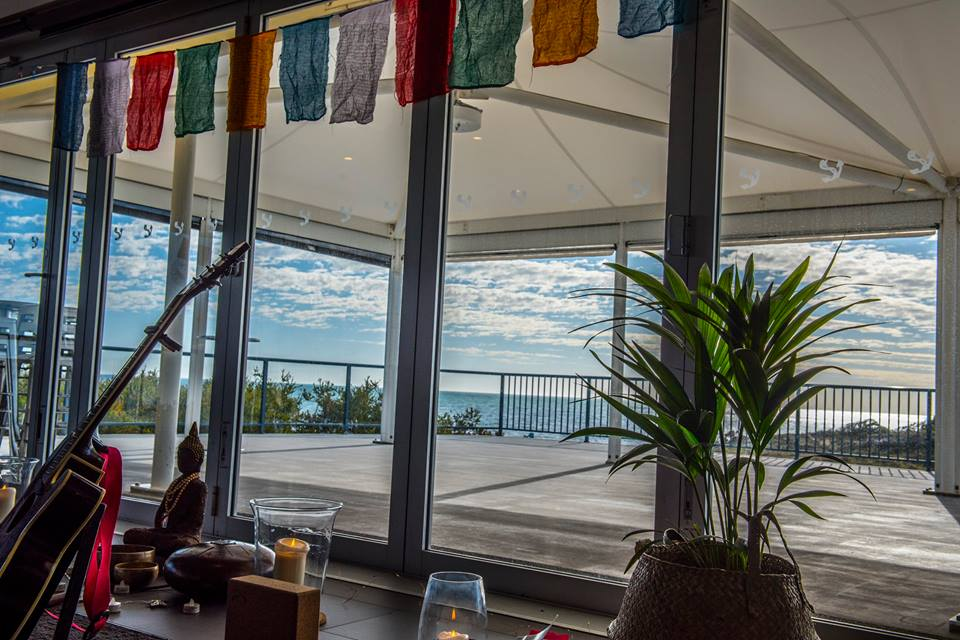 Yoga Garage Beach Retreat