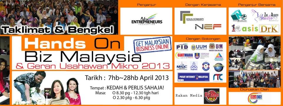 GMBO-BizCS Finale KIcK Kedah 2013