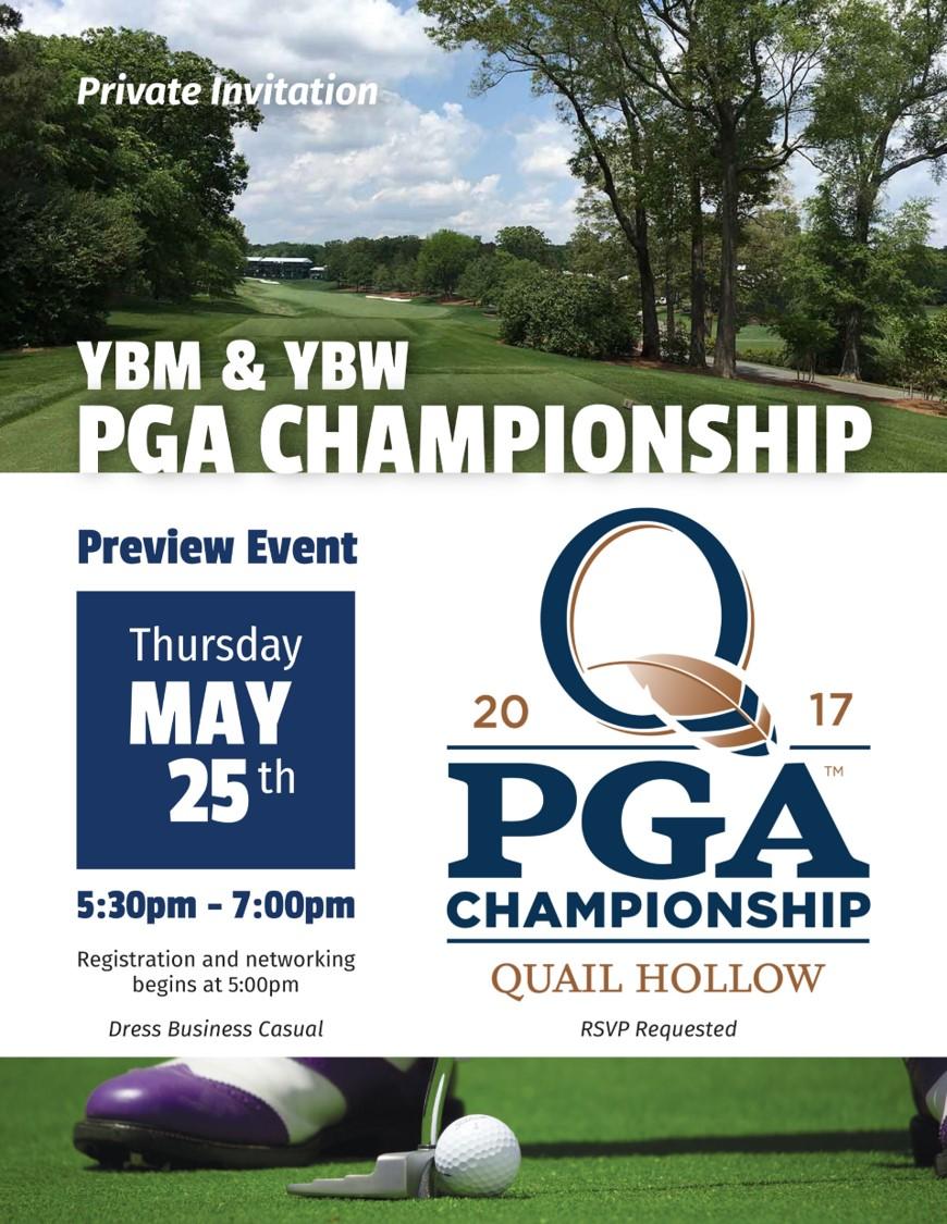 PGA Invite
