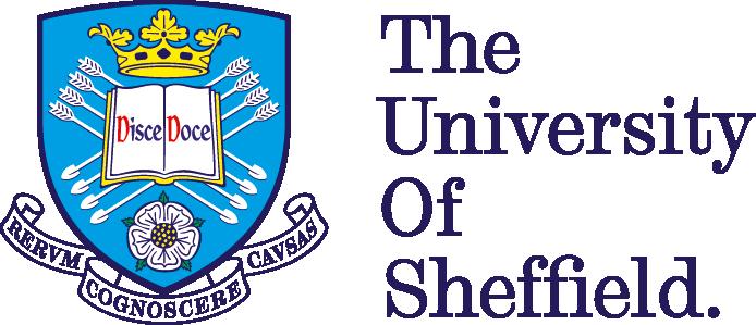 Univeristy of Shefflield Logo