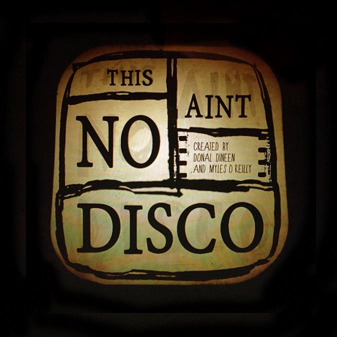 This Aint No Disco logo