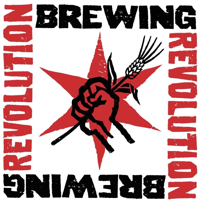 Revolution Brewing logo