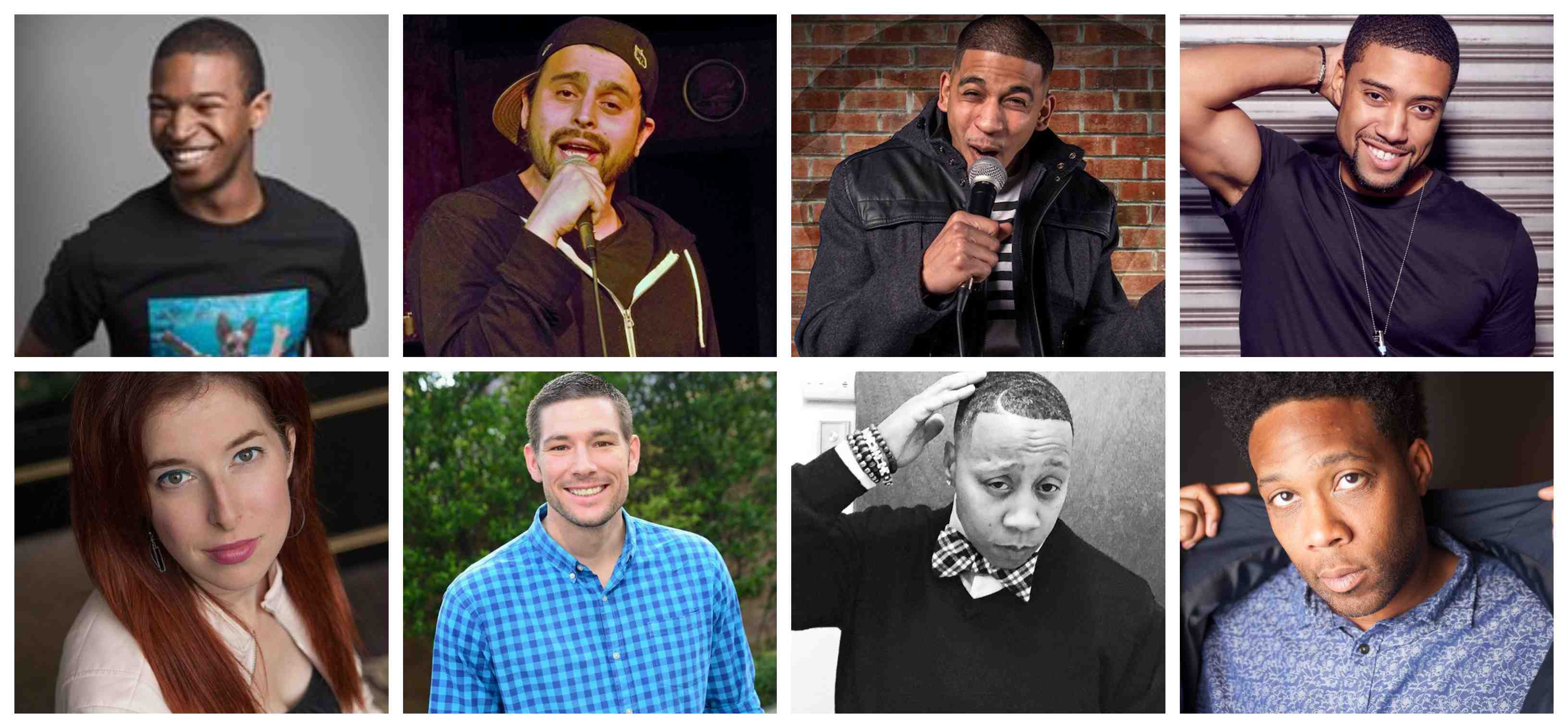 Comedy Oakland NYE Comedians