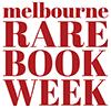 Melbourne Rare Book Week logo