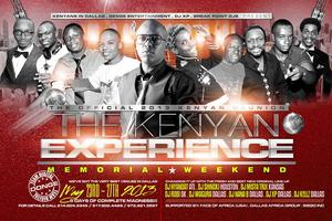 The OFFICIAL 13TH Annual Dallas Memorial Weekend - Kenyan...