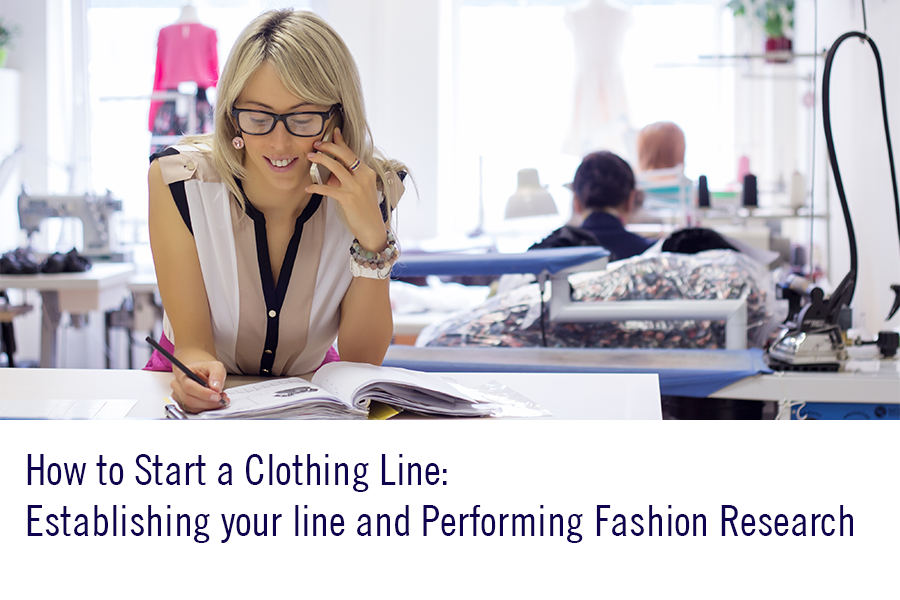 how to start a clothing line series tkdg101 the business
