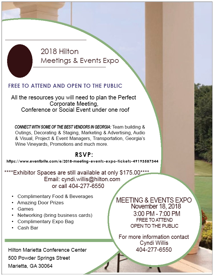 2018 Meetings and Events Expo