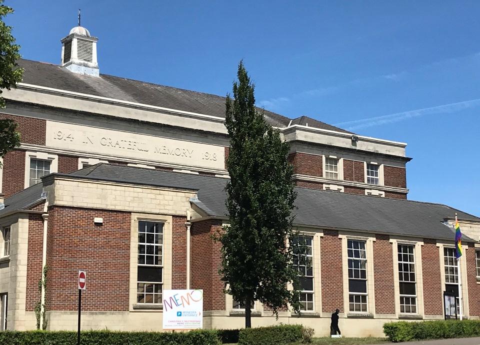 Memo Arts Centre Barry