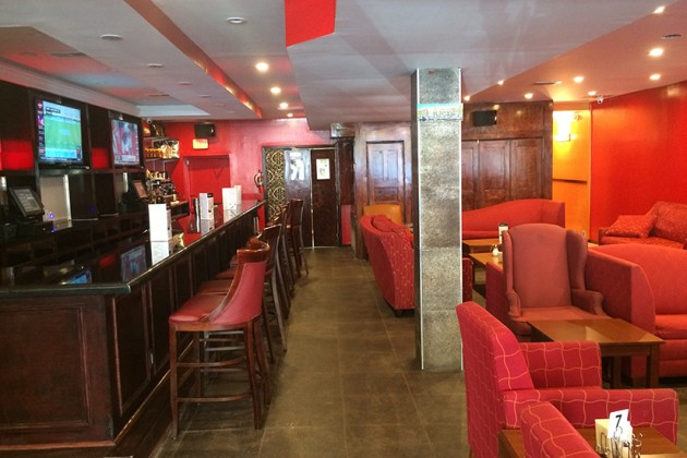 Amsterdam Lounge 1st floor