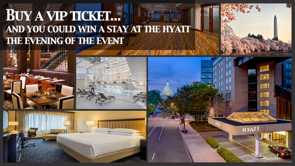 Win a hotel stay at the Hyatt Regency