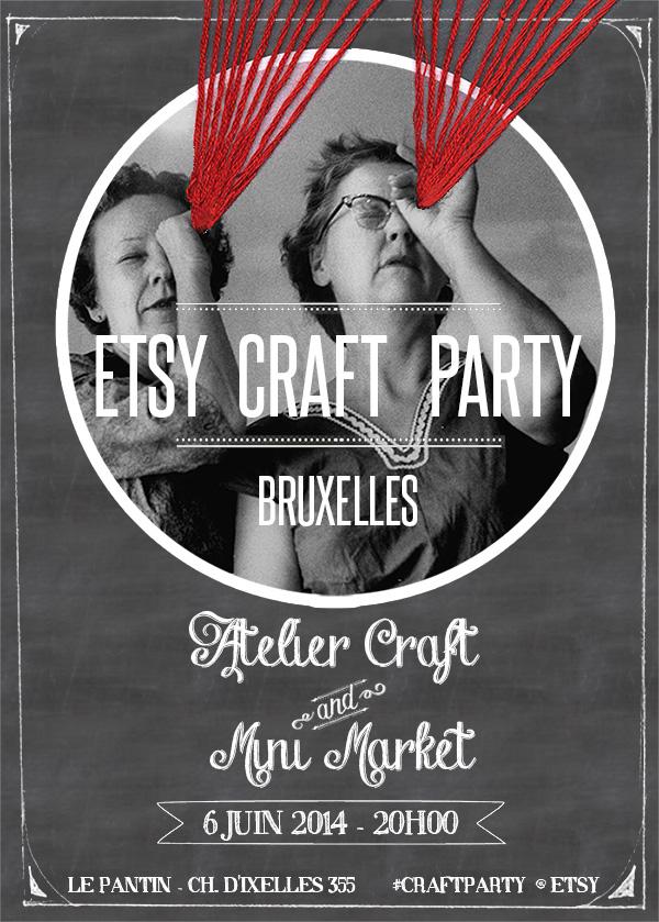 etsy craft party bxls