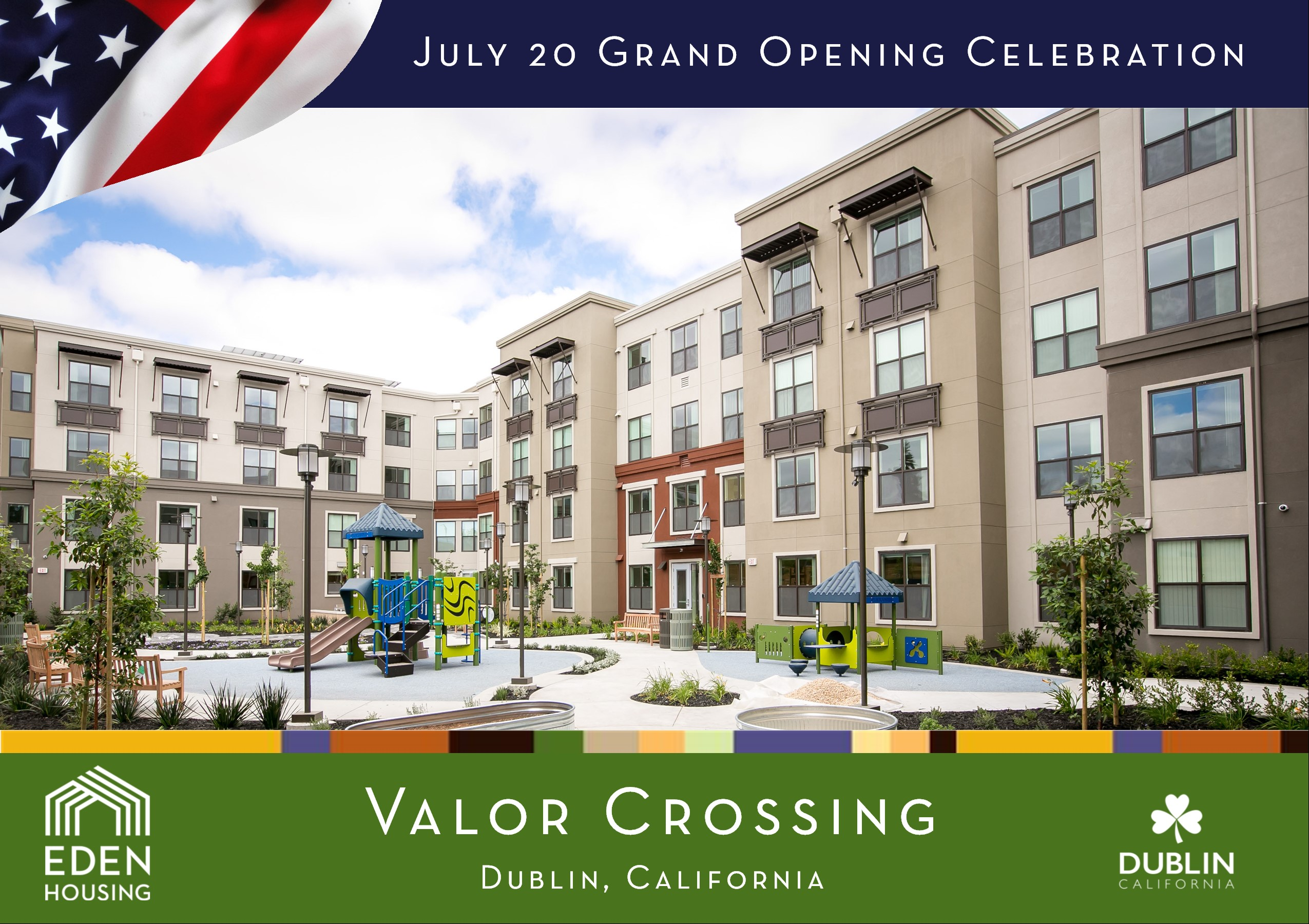 July 20 Valor Crossing Grand Opening