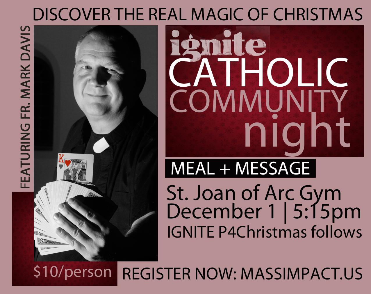 IGNITE Catholic Community