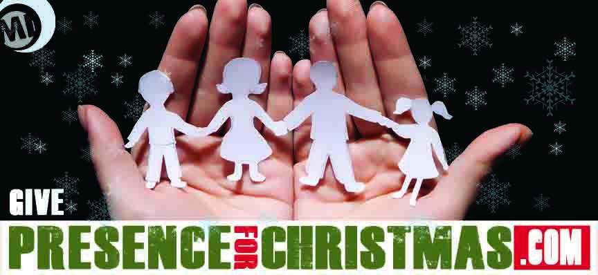 PRESENCE FOR CHRISTMAS 2018