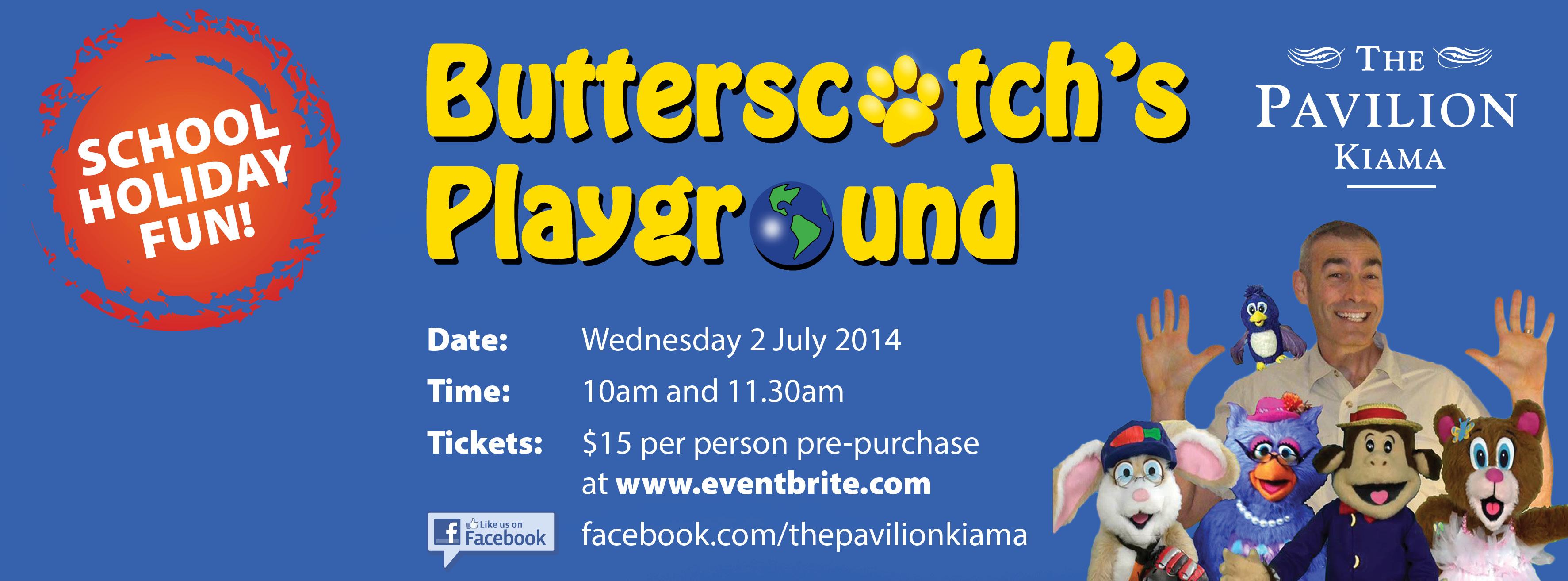 Butterscotch's Playground Event