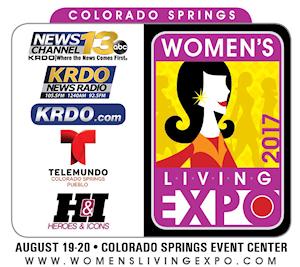 Logo for the CS Womens Living Expo 2017