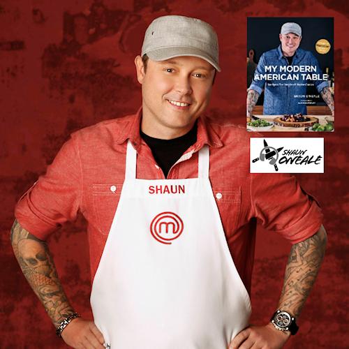 Shaun O'Neale Cooking Class