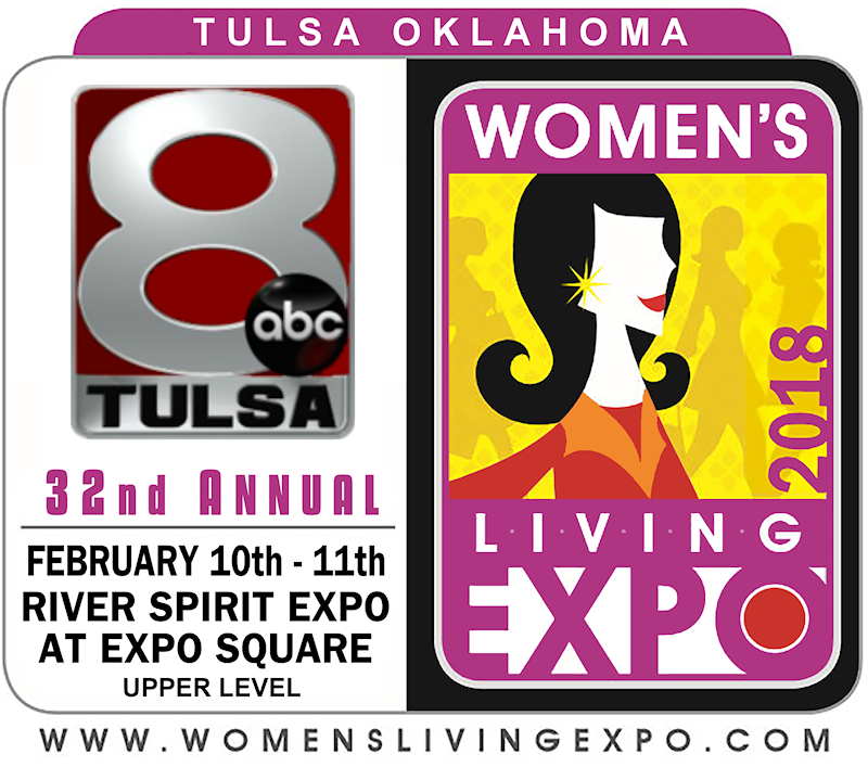 Tulsa Women's Living Expo Logo
