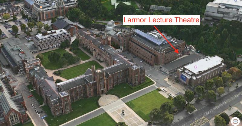 Larmor Lecture Theatre