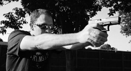 Combat Pistol Level 2