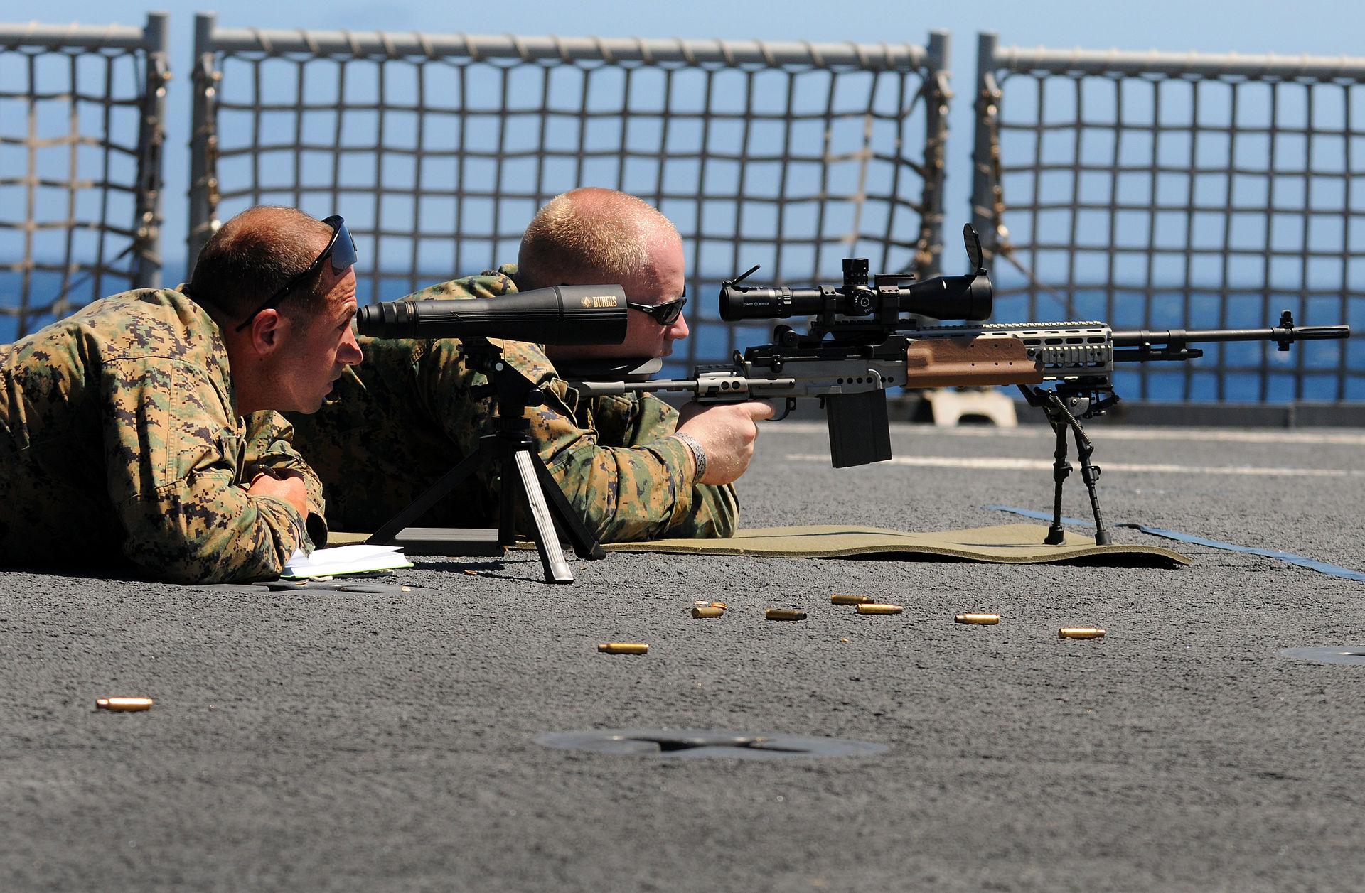 Long Range Shooting Course